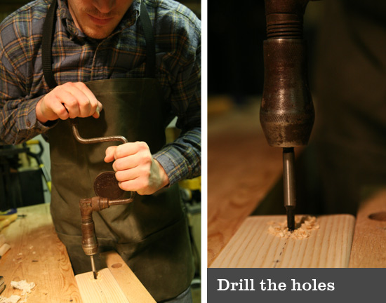 drill-the-holes